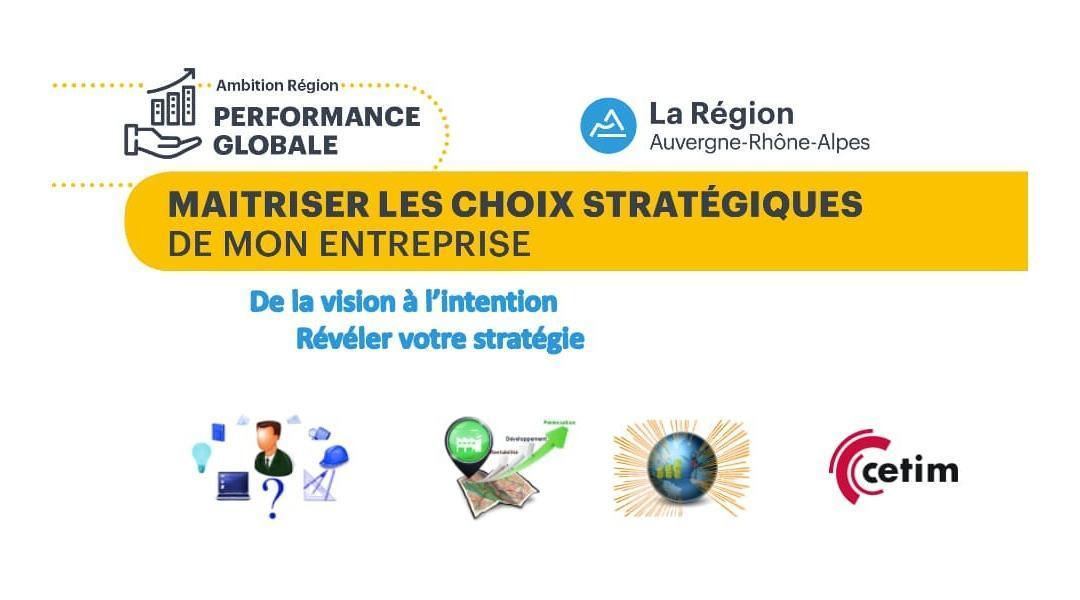 Accompagnement des PME : Stratégie PME en Auvergne Rhône-Alpes